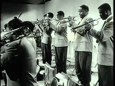 LIVE MUSIC SHOW - Rhythm and Blues Revue (Harlem 1955)