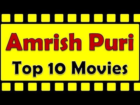 Amrish Puri Best Movies | Hit Movies | Top 10 Movies