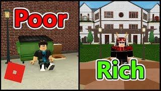 Video Poor to Rich | Bloxburg Short Film | Roblox Story MP3, 3GP, MP4, WEBM, AVI, FLV Juli 2018