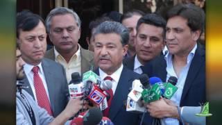 Islamabad Mayor & CDA New Chairman Shaikh Ansar Aziz