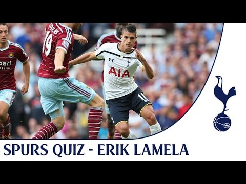 Video: Things you want to know about...Erik Lamela!