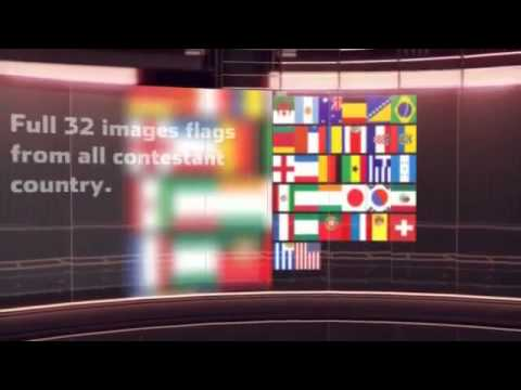 Video of Flagz World Cup 2014 Puzzle