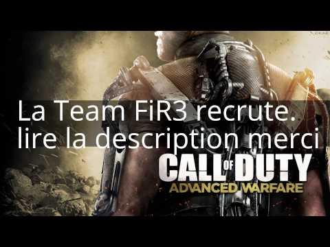comment augmenter clan advanced warfare