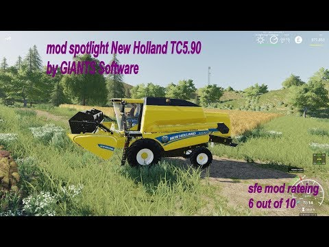 New Holland TC5.90 v1.0.0.0
