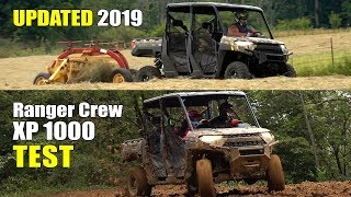10. 2019 Polaris Ranger Crew XP 1000 Test Review