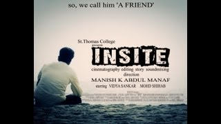 INSITE  Shortfilm watch on tvmalayalam.com