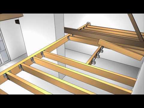 comment construire un garage en bois