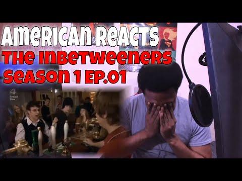 American Reacts - The Inbetweeners: S.1 Episode 01 | DaVinci REACTS
