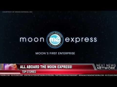 Moon Express on Next News Network