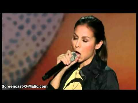 Anjelah Johnson-Flight Attendant