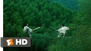Nonton Crouching Tiger  Hidden Dragon  7 8  Movie Clip   Bamboo Forest Fight  2000  Hd Film Subtitle Indonesia Streaming Movie Download