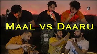 Video Maal Vs Daaru | Harsh Beniwal MP3, 3GP, MP4, WEBM, AVI, FLV Juni 2018