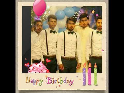Birthday wishes for best friend - Best ever Birthday wish song to friend