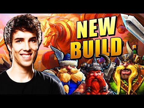 Discovering a New Build! The Lost Vikings Gameplay w/ Grubby - Heroes of the Storm 2020 Gameplay