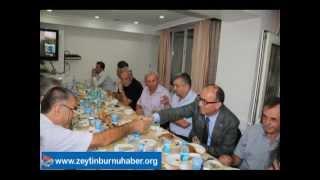 Zeytinburnu Tüm Rumelli Türkleri Derneği İftar Verdi