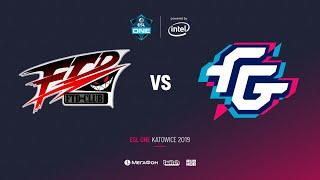 FTD vs Forward Gaming, ESL One Katowice 2019, bo2, game 1, [Mila]