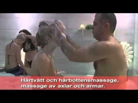 حمام نسائي في تركيا و الحارزة رجل