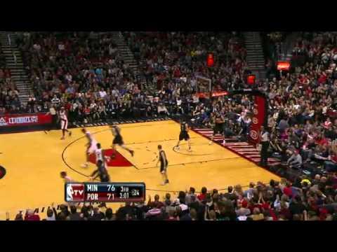 Minnesota Timberwolves 122 – Portland Trail Blazers 110