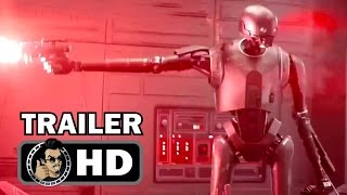 ROGUE ONE: A STAR WARS STORY - Official International Trailer #4 (2016) Sci-Fi Action Movie HD by JoBlo Movie Trailers