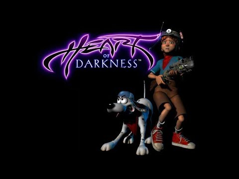 Heart Of Darkness - Dificil Full GamePlay- Live 🔴 - EPSXe - 🎮 - 😎
