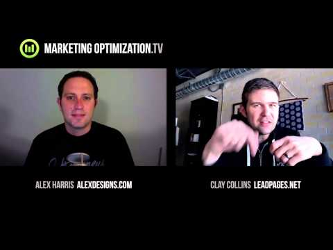 Clay from LeadPages w/ LeadBoxes & LeadLinks for Rapid List Building and Lead Generation