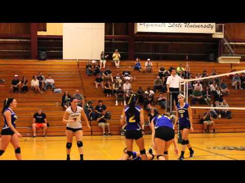 PSU Women's Volleyball vs. Worcester State