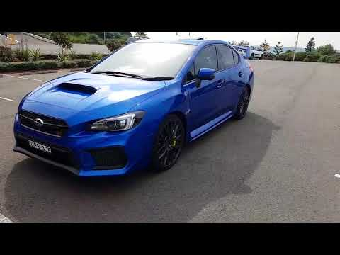 2018 WRX STi Is Heavier Slower Uses More Fuel Corners Faster Tighter Flatter