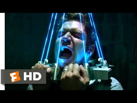 Jigsaw (2017) - The Laser Trap Scene (7/10) | Movieclips