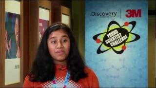 Young Scientists Compete at the 3M Innovation Center - 2011