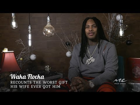 Waka Flocka Says Tammy Bought Him a Count Dracula Outfit