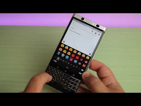 BlackBerry KeyOne, come usare al meglio la tastiera fisica