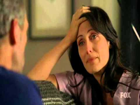 "Huddy season 7 .01 ( House says ""I love you"" to cuddy )"