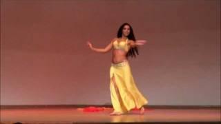 Yzza, danse orientale lyon saint-etienne