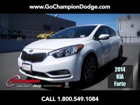 USED 2014 KIA Forte EX for Sale - Los Angeles, Cerritos, Downey, Huntington Beach CA - PREOWNED DEAL