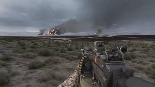 BF4 Milsim Ambush   1st Battalion, 8th Marines (Scripted video)