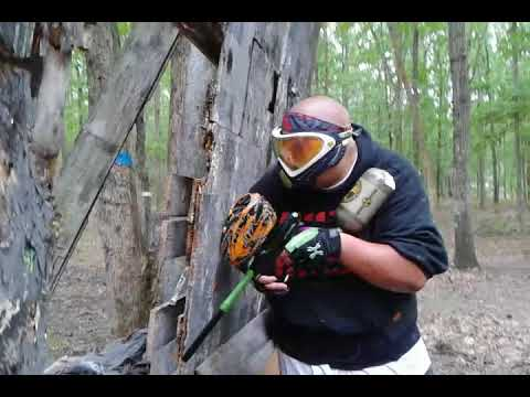 Port Norris Paintball Live At The City In Franklinville,NJ On 9/17/2017