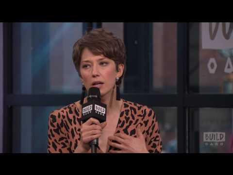 """Carrie Coon Speaks On Script And Characters In """"Leftovers"""""""