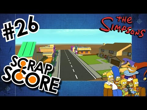 SCRAP SCORE #26: The Simpsons SPECIAL (Community-Showcase) | Deutsch [HD]