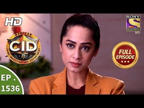 CID - Ep 1536 - Full Episode - 22nd  July, 2018