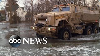 Heavy storms are causing extreme flooding across the country