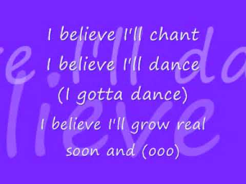 Yolanda Adams - I believe lyrics