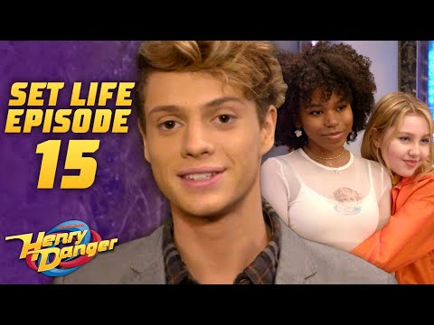 Filming The Final Episode! | BTS Ep. 15 | Henry Danger Finale Pt. 2 | #SetLifeOnNick
