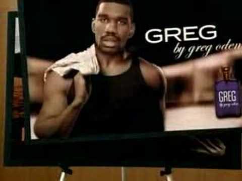 Greg Oden's ESPN commercial