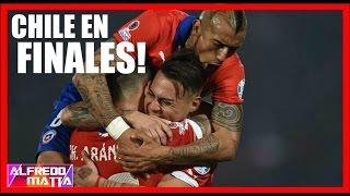 Chile vs Peru 2015...