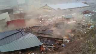 Video 2011 Japan Tsunami: Ofunato [stabilized again with Deshaker] MP3, 3GP, MP4, WEBM, AVI, FLV Maret 2019