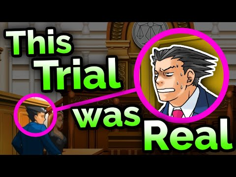 The Story of the Real Life Ace Attorney Trial