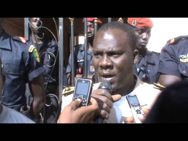 marche contre le dépôt de produits chimiques dans la commune de Kédougou
