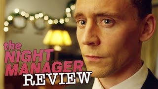 Tom Hiddleston Hugh Laurie in AMC's The Night Manager - TV Review full download video download mp3 download music download
