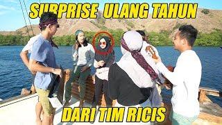 Video SURPRISE ULANG TAHUN DARI TIM RICIS, Terharu... 😭 + Buka Kado MP3, 3GP, MP4, WEBM, AVI, FLV Juli 2019