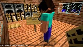 Minecraft: My Server: Trolling As Herobrine!